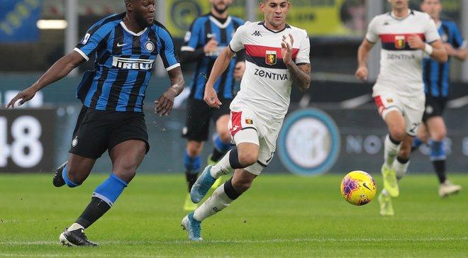 Интер – Дженоа – 4:0 – видео голов и обзор матча
