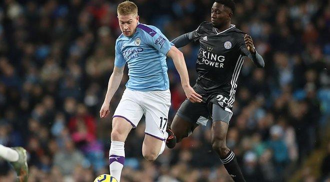 Де Брюйне: Манчестер Сити не дал сыграть Лестеру