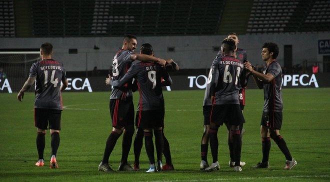 Бенфика вылетела из Кубка португальской лиги – будущий соперник Шахтера не сумел обыграть Виторию Сетубал