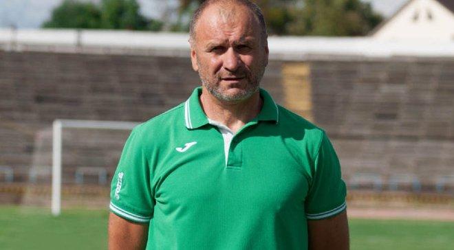 Винницкая Нива получила нового тренера