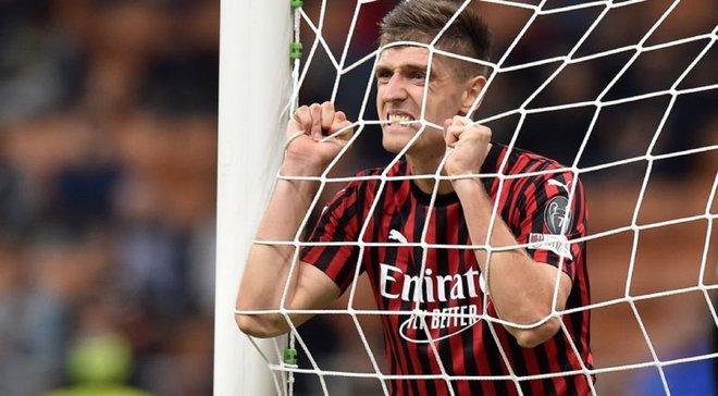 Мілан вперше за 20 років програв у Серії А з різницею у 5 м'ячів