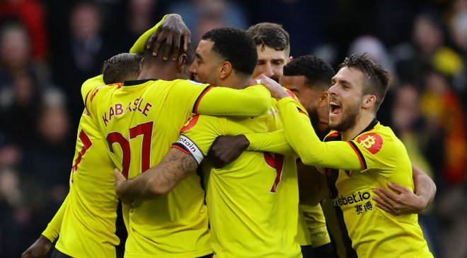 МЮ ганебно поступився останній команді чемпіонату – Погба повернувся, але не зміг нічим допомогти у матчі з Уотфордом