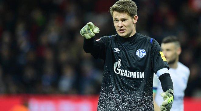Нюбель покинет Шальке летом – Бавария является главным претендентом на голкипера