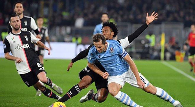 Ювентус – Лаціо: пряма відеотрансляція матчу за Суперкубок Італії