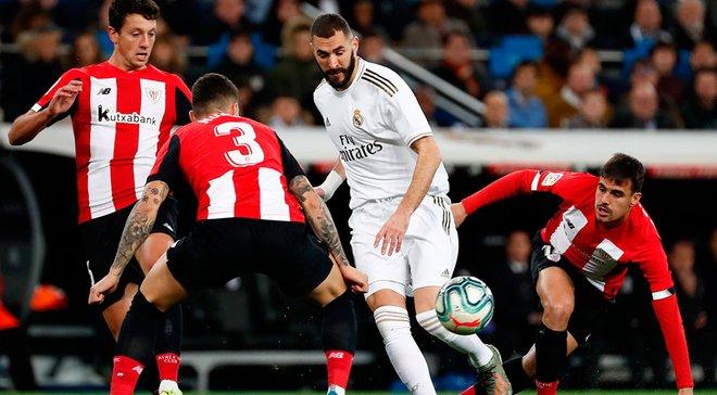 """Реал – Атлетік: видовищна нічия нефартових команд, перформанс голкіперів та оптимістичне завершення року для """"вершкових"""""""