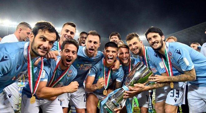 """Несподіваний тріумф """"орлів"""" в Суперкубку Італії у відеоогляді матчу Ювентус – Лаціо – 1:3"""