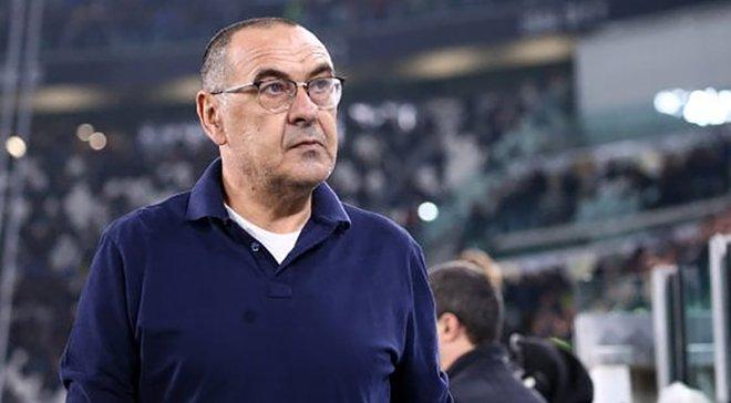 Саррі філософськи відреагував на поразку в Суперкубку Італії
