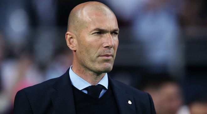 Зидан: Я раздражен действиями игроков Реала в матче с Атлетиком