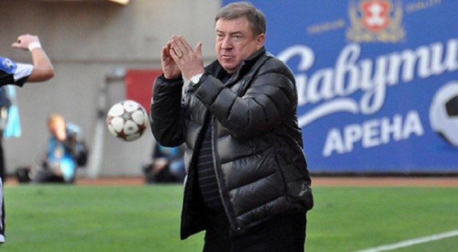 Грозний претендує на посаду головного тренера Шахтаря з Караганди