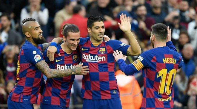 Барселона вище за Реал – в топ-10 рейтингу зарплат у спорті потрапили лише три футбольні клуби