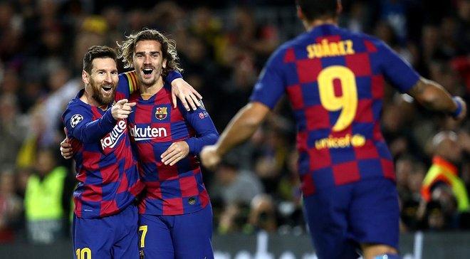 Зіркове тріо Барселони забило більше голів, ніж 16 клубів Ла Ліги – форварди каталонців майже наздогнали Реал