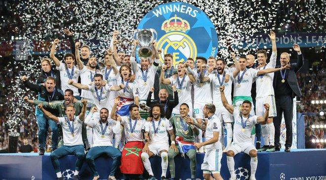 УЕФА представил рейтинг лучших клубов в истории Лиги чемпионов – в топ-20 есть представитель Украины