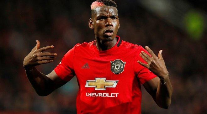 Погба – лучшее из того, что есть у Манчестер Юнайтед, – Крауч