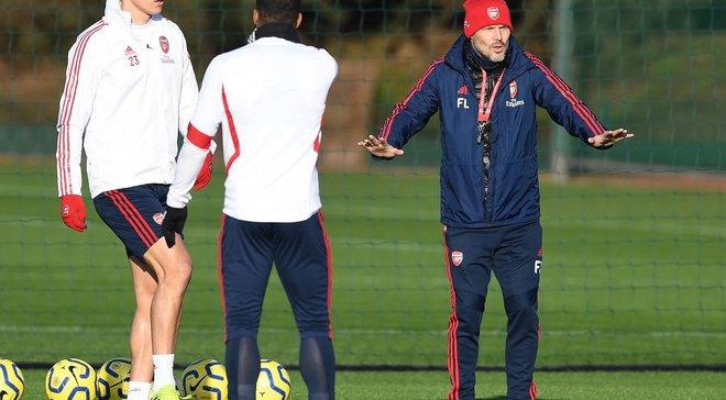 Юнгберг став асистентом Артети в Арсеналі