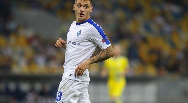 Русин прокомментировал возвращение в Динамо