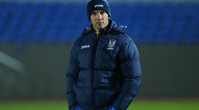 Шевченко рассекретил неожиданного внештатного помощника сборной Украины