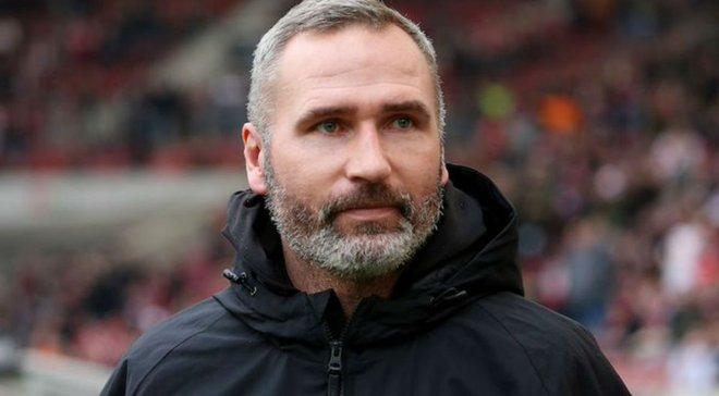 Штутгарт уволил главного тренера – команда претендует на выход в Бундеслигу