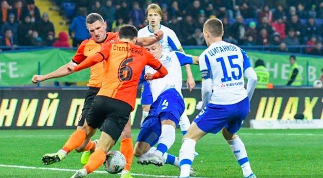 Ковалець назвав головну невдачу Динамо в першій частині сезону 2019/20