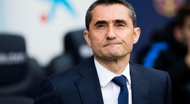 Вальверде підбив підсумки року для Барселони