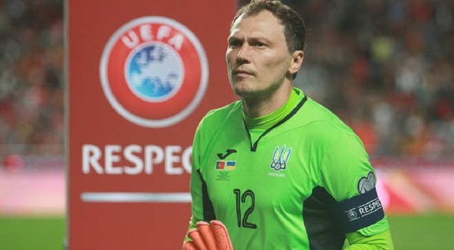 Шевчук назвав трійку найкращих гравців збірної України