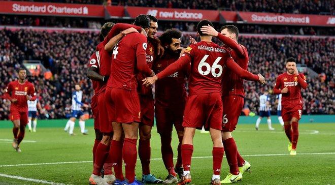 Ливерпуль сыграет только один матч АПЛ с торжественными нашивками победителя клубного чемпионата мира