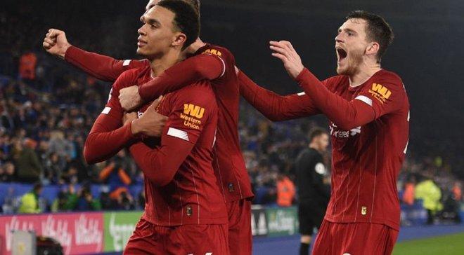 Лестер – Ліверпуль – 0:4 – відео голів та огляд матчу