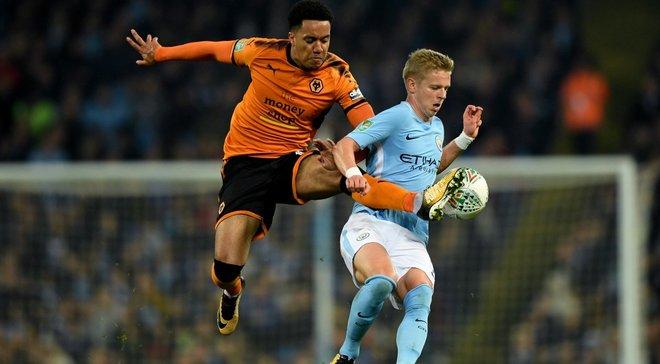 Вулверхэмптон – Манчестер Сити: онлайн-трансляция матча АПЛ