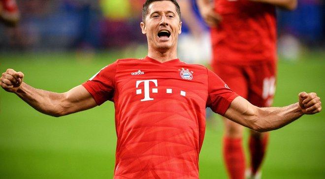 Лєвандовскі став найкращим бомбардиром 2019 року – форвард Баварії випередив Мессі та Роналду