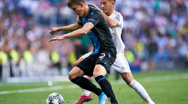 Соболь: Брюгге не боится противостояния с Манчестер Юнайтед в Лиге Европы