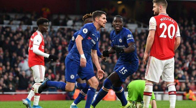 Арсенал – Челсі – 1:2 – відео голів та огляд матчу