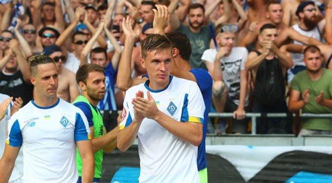 Динамо опубликовало видео топ-10 голов киевской команды в 2019 году