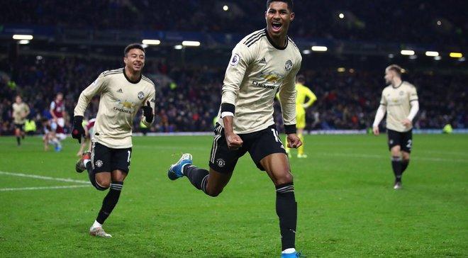 Бернлі – Манчестер Юнайтед – 0:2 – відео голів та огляд матчу