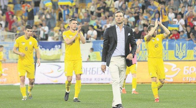 Буряк назвал игроков, без которых не может представить сегодня сборную Украины