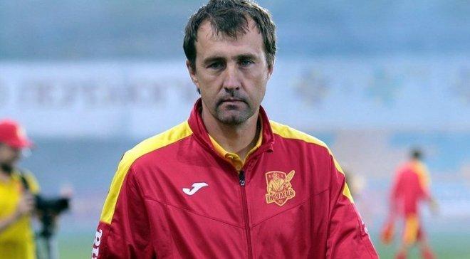 Главный тренер Ингульца получил щедрый подарок от президента клуба