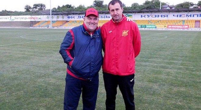 Лавриненко просто такий самий дов***об, як і я, – президент Інгульця пояснив, за що поважає тренера своєї команди