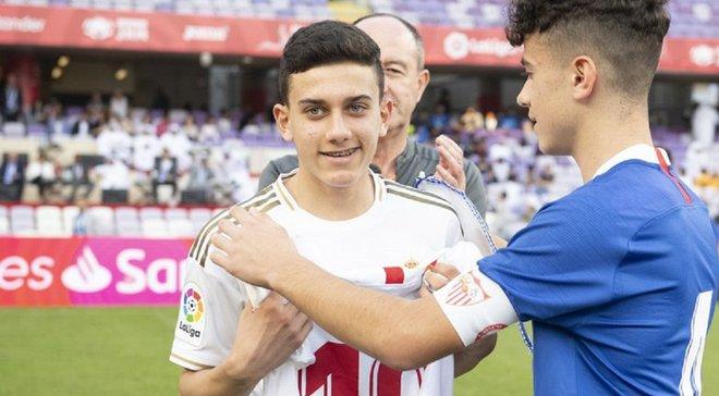 Сын погибшего Рейеса отличился покером за Реал в финале детской лиги