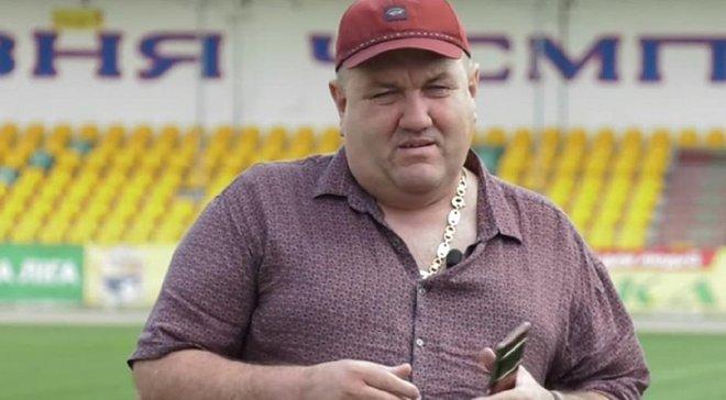 Поворознюк анонсировал интересные трансферы Ингульца и объяснил, почему не хочет иметь дел с игроками Шахтера