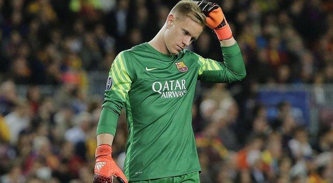 Тер Штеген получил травму – Барселона начнет год без лидера