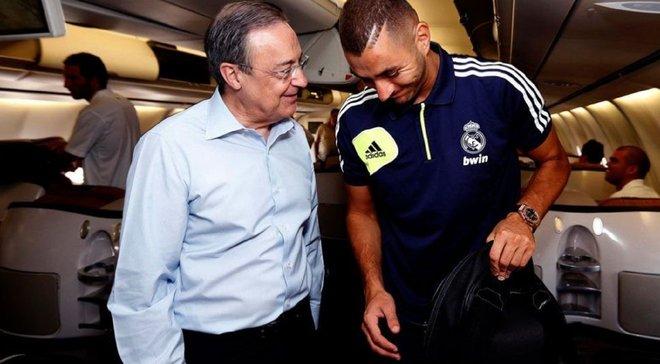 Бензема узгодив новий контракт з Реалом