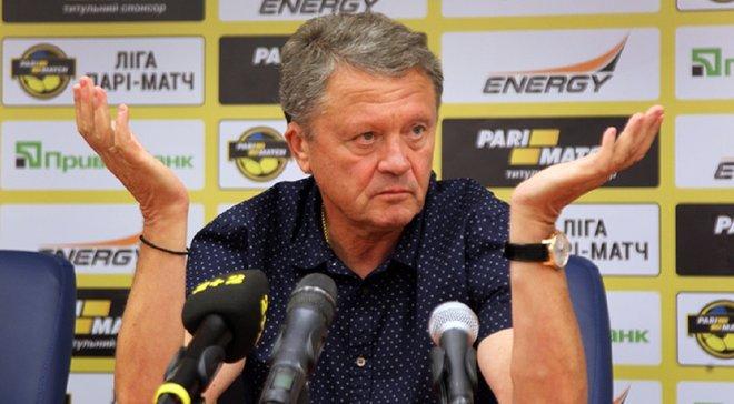 Маркевич вважає, що Шахтарю варто відпустити Тайсона у топ-чемпіонат