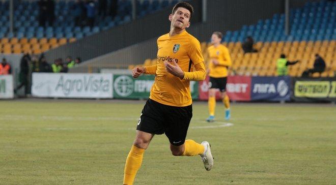 Ковалець став найкращим гравцем Олександрії у 2019 році