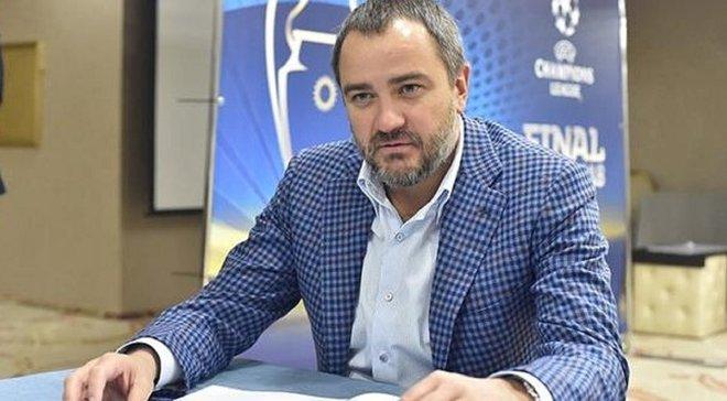 Павелко поздравил Украину с Новым годом, выделив главные достижения нашего футбола в 2019-м