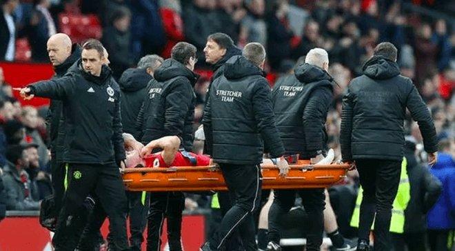 Манчестер Юнайтед рискует потерять Мактоминая на длительный срок