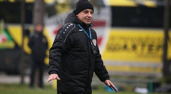 Вернидуб оценил вероятность трансферов украинских игроков в солигорский Шахтер