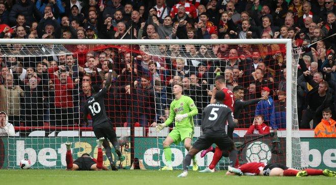 Ліверпуль – Шеффілд Юнайтед: онлайн-відеотрансляція матчу АПЛ