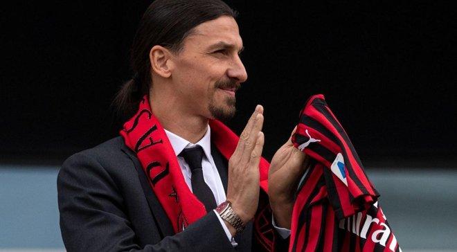 Ибрагимович помог Милану установить рекорд в соцсетях – швед обогнал Моуринью и Холанда