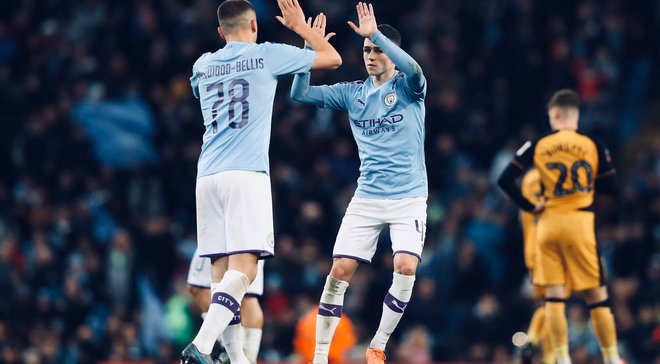 Зинченко первым голом в сезоне помог Манчестер Сити победить в Кубке Англии – видеообзор матча