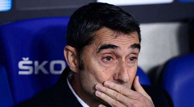 Вальверде назвал ключевую причину неудачи Барселоны в каталонском дерби