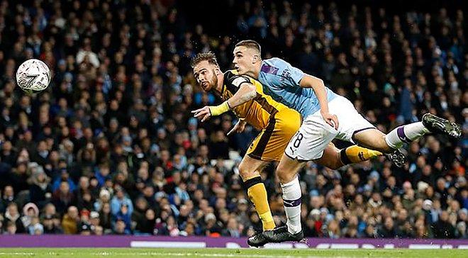 Лидер Порт Вейла Поуп уничтожил Стоунза в твиттере – в активе форварда гол в ворота Манчестер Сити