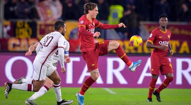 Рома уступила Торино, Дженоа вырвал победу у Сассуоло, Лацио дожал Брешию, Верона обыграла СПАЛ